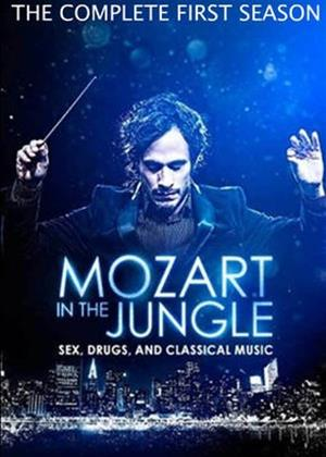 Rent Mozart in the Jungle: Series 1 Online DVD Rental