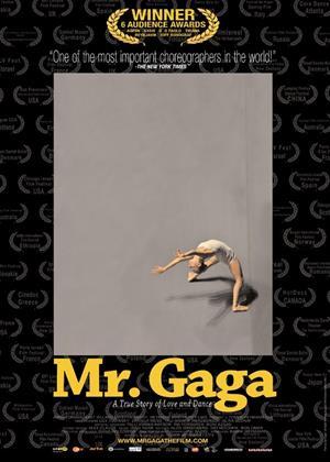 Rent Mr. Gaga Online DVD Rental