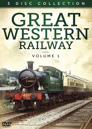 Rent Great Western Railways: Vol.1 Online DVD Rental