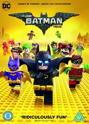 Rent The Lego Batman Movie Online DVD Rental