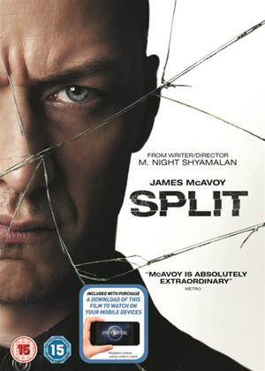 Rent Split (aka Untitled M. Night Shyamalan Project) Online DVD Rental