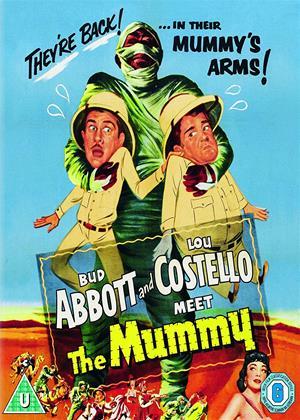 Rent Abbott and Costello Meet the Mummy (aka Bud Abbott and Lou Costello Meet the Mummy) Online DVD Rental