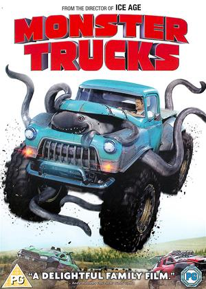 Rent Monster Trucks Online DVD & Blu-ray Rental