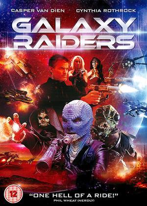 Rent Galaxy Raiders (aka Star Raiders: The Adventures of Saber Raine) Online DVD Rental