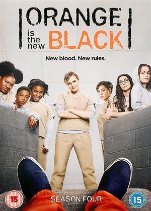 Orange Is the New Black: Series 4 Online DVD Rental