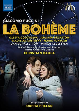 Rent La Bohème: Malmö Opera (Christian Badea) Online DVD Rental