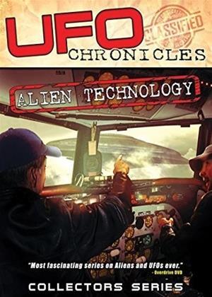 Rent UFO Chronicles: Alien Technology Online DVD Rental