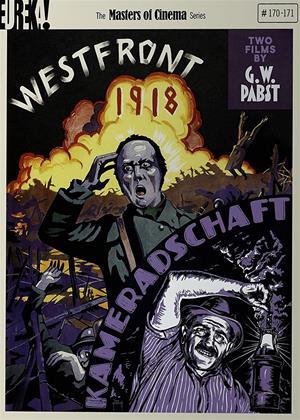 Rent Westfront 1918 (aka Westfront 1918: Vier von der Infanterie) Online DVD Rental