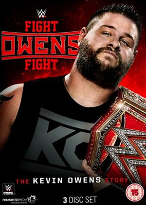 Rent WWE: Fight Owens Fight: The Kevin Owens Story Online DVD Rental