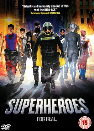 Rent Superheroes Online DVD Rental