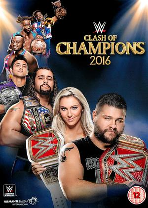 Rent WWE: Clash of Champions 2016 Online DVD & Blu-ray Rental