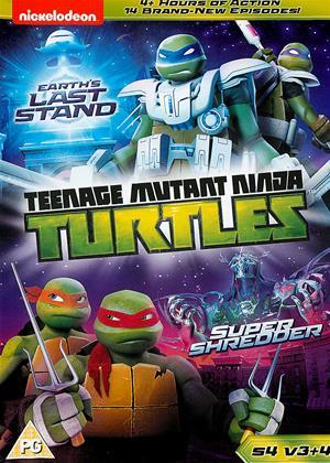 Rent Teenage Mutant Ninja Turtles: Series 4: Vol.3 and 4 (aka Teenage Mutant Ninja Turtles: Earth's Last Stand and SuperShredder) Online DVD Rental