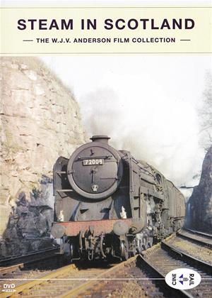 Rent Archive Series: Steam in Scotland Online DVD Rental