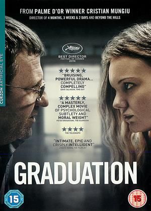 Rent Graduation (aka Bacalaureat / Recycling Feelings) Online DVD Rental