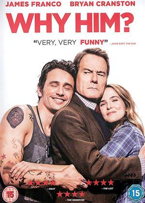 Rent Why Him? Online DVD Rental