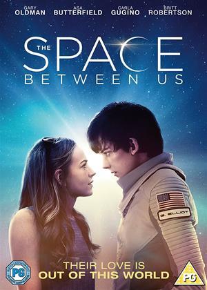 Rent The Space Between Us Online DVD Rental