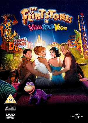 Rent The Flintstones in Viva Rock Vegas Online DVD Rental