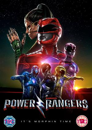 Rent Power Rangers (aka Saban's Power Rangers) Online DVD Rental