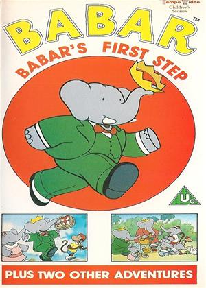 Rent Babar: Babar's First Step Online DVD & Blu-ray Rental
