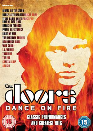 Rent The Doors: Dance on Fire Online DVD Rental