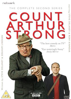 Rent Count Arthur Strong: Series 2 Online DVD Rental