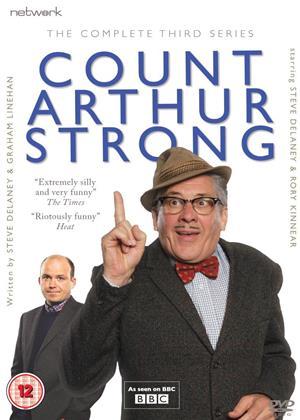 Rent Count Arthur Strong: Series 3 Online DVD Rental