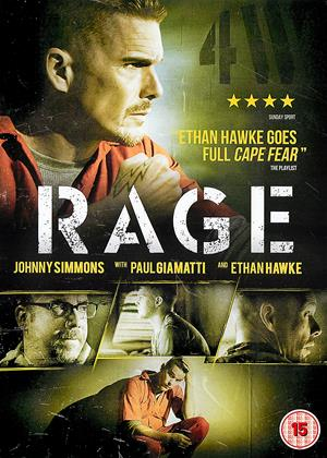 Rent Rage (aka The Phenom) Online DVD Rental