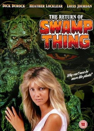 Rent The Return of the Swamp Thing Online DVD Rental