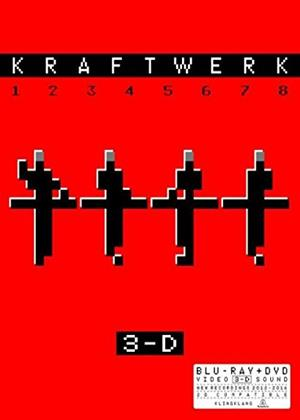 Rent Kraftwerk: The Catalogue (aka 3-D The Catalogue) Online DVD Rental