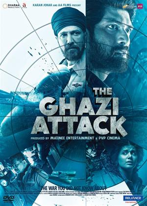 Rent The Ghazi Attack Online DVD Rental