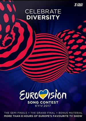 Rent The Eurovision Song Contest: 2017: Kiev Online DVD Rental