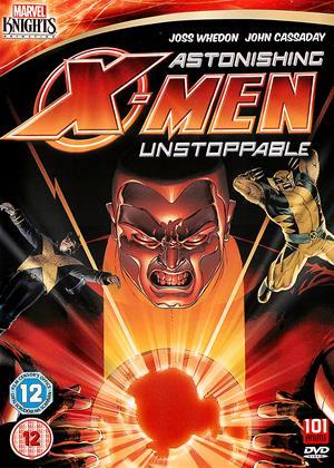 Rent Astonishing X-Men: Unstoppable Online DVD Rental