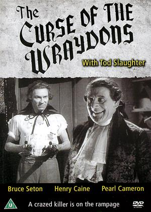 Rent The Curse of the Wraydons (aka Strangler's Morgue) Online DVD Rental