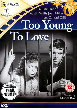 Rent Too Young to Love / Frail Women Online DVD & Blu-ray Rental