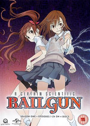 Rent A Certain Scientific Railgun: Series 1 (aka To aru kagaku no rêrugan) Online DVD & Blu-ray Rental