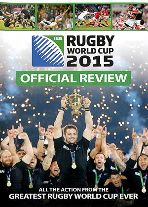 Rent Rugby World Cup 2015: Official Review Online DVD Rental