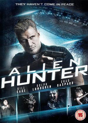 Rent Alien Hunter (aka Welcome to Willits) Online DVD Rental