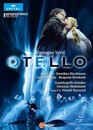 Rent Otello: Staatskapelle Dresden (Christian Thielemann) Online DVD Rental