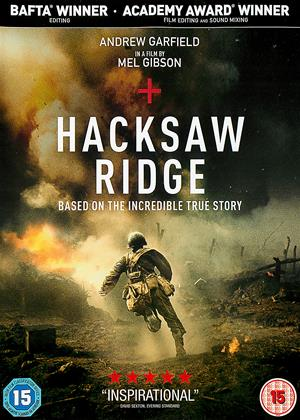 Rent Hacksaw Ridge (aka The Conscientious Objector) Online DVD Rental