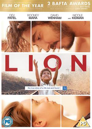 Rent Lion (aka A Long Way Home) Online DVD & Blu-ray Rental