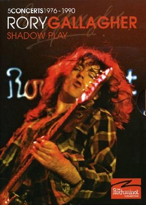 Rent Rory Gallagher: Shadow Play Live Online DVD Rental