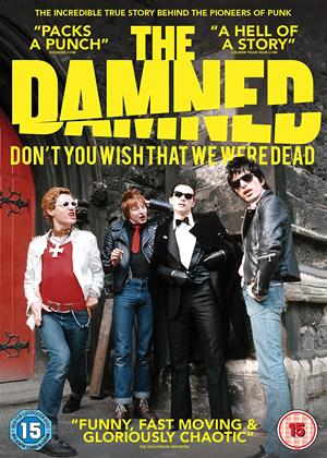Rent The Damned: Don't You Wish That We Were Dead Online DVD Rental