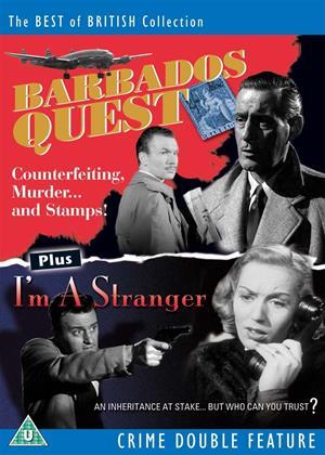Rent Barbados Quest / I'm a Stranger (aka Murder on Approval /  I'm a Stranger) Online DVD Rental