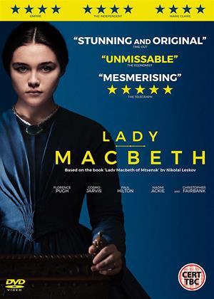 Lady Macbeth Online DVD Rental
