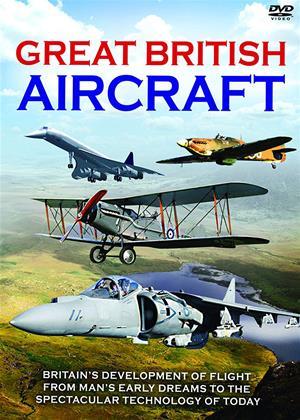 Rent Great British Aircraft Online DVD Rental