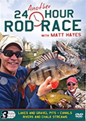 Rent Matt Hayes: 24 Hour Rod Race Online DVD Rental