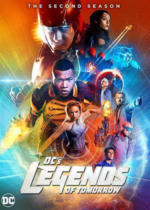 Rent Legends of Tomorrow: Series 2 (aka DC's Legends of Tomorrow) Online DVD Rental