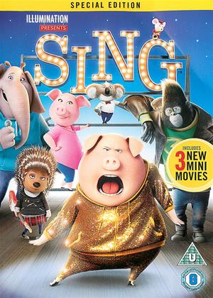 Rent Sing Online DVD Rental