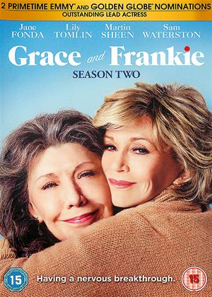 Rent Grace and Frankie: Series 2 Online DVD & Blu-ray Rental