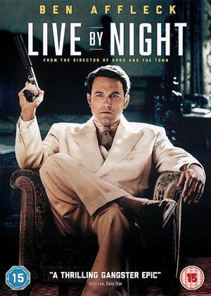 Rent Live by Night Online DVD Rental